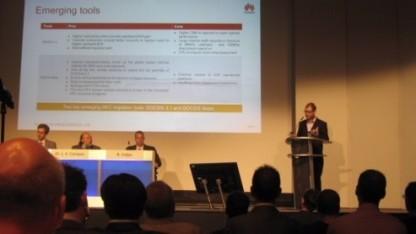 Frühere Docsis-3.1-Präsentation von Huawei