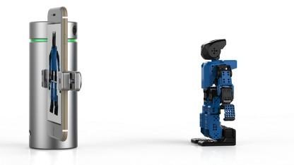3D-Scanner Eora