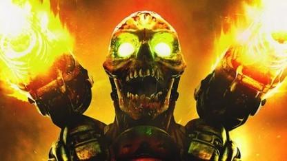 Artwork von Doom