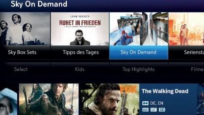 Sky Anytime wird zu Sky On Demand.