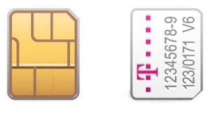 SIM-Karte der Telekom
