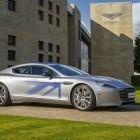 Prototyp: Aston Martin RapidE wird ein Elektroauto