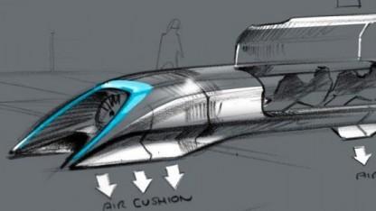 Hyperloop: in wenigen Minuten in Wien oder Budapest