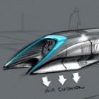 Rohrpostzug: Der Bau der Hyperloop-Strecke beginnt bald
