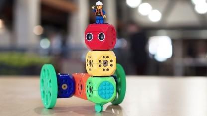 Robo-Wunderkind-Roboter