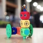 Robo Wunderkind: Bunte Roboter zum Zusammenstecken
