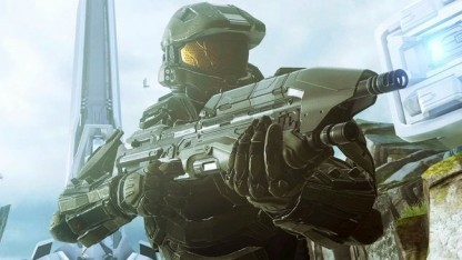 Artwork von Halo 5 Guardians