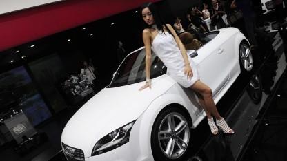 Die Software eines Audi TT wurde so manipuliert, dass der Airbag des Fahrzeugs abgeschaltet wird.