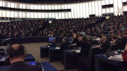 Das EU-Parlament hat den Kompromissvorschlag zur Netzneutralität gebilligt.