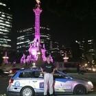 Autonom fahren: Berliner Auto fährt automatisiert durch Mexiko