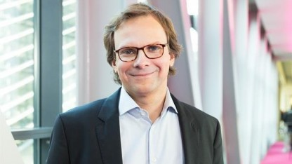 Andreas Bierwirth, Chef von T-Mobile Austria