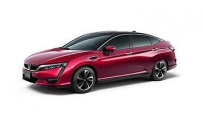 Brennstoffzellenauto Honda Clarity Fuel Cell: doppelt so viel Energie wie ein Tesla Model S