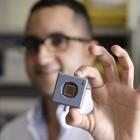 Digitalfotografie: CCD-Sensor erfasst Terahertzstrahlung