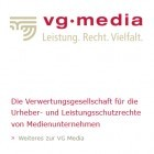 VG Media Jahresbericht: Leistungsschutzrecht bleibt ein Verlustgeschäft