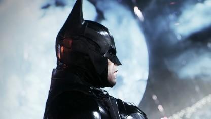 Batman sieht zu Recht grimmig aus.