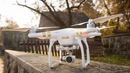 DJI Drohne Phantom 3 Pro
