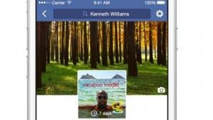 Facebook testet temporäre Profilbilder.