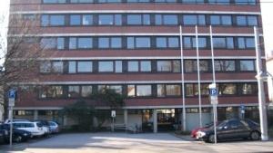 Das Gebäude des Amtsgerichts Stuttgart-Bad Cannstatt