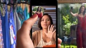 Snapchat-Werbung