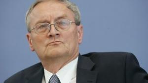 Der ehemalige BND-Chef August Hanning wurde vom Untersuchungsausschuss verhört.