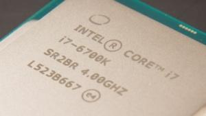 Core i7-6700K mit Skylake-Architektur