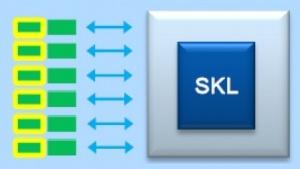 Vereinfachte Darstellung von SKL-EX mit 6-Kanal-Interface