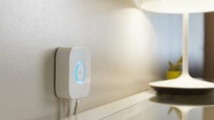 homekit integration philips 39 hue lampen lassen sich mit siri steuern. Black Bedroom Furniture Sets. Home Design Ideas
