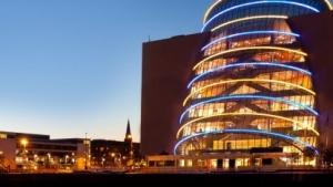 Die Linuxcon Europe 2015 findet im Convention Center Dublin statt.
