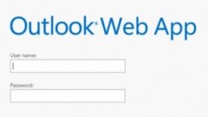 Microsofts Outlook Web Access wurde von Hackern angegriffen.