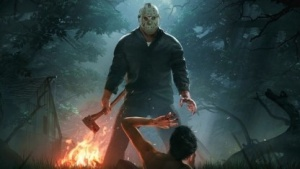 Artwork von Friday the 13th - The Game