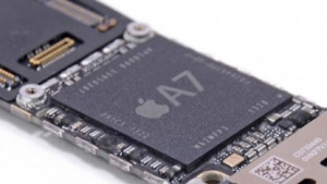 A7-Chip eines iPhone 5S