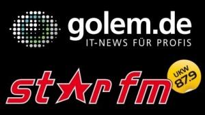 In eigener Sache: Golem.de jetzt auch täglich im Radio
