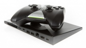 Nvidias Shield TV mit Shield-Controller