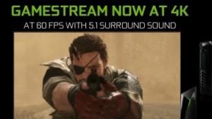 Gamestream in 2160p60