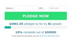Wikileaks will 50.000 US-Dollar für Informationen über den US-Angriff auf das Krankenhaus in Kunduz sammeln und bezahlen.