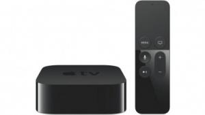 Apple TV 4 mit Bluetooth-Fernbedienung