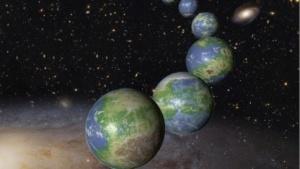 Erdähnliche Planeten: eine Milliarde Planeten von der Größe der Erde in der Milchstraße