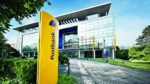 Postbank-Gebäude (Bild: Postbank), Postbank