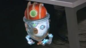Der Robotor aus der neuen Demo
