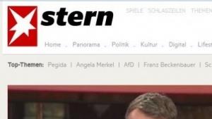 Auch die Website Stern.de könnte demnächst eine Werbeblockersperre aktivieren.
