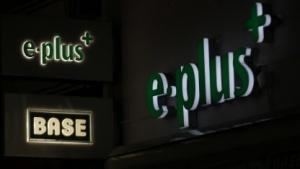 Logos von E-Plus