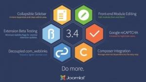 Das neue Joomla-Release bringt Sicherheitsupdates und neue Funktionen.