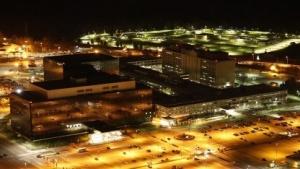 Das Hauptquartier der NSA in Fort Meade