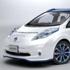 Leaf: Nissan ist mit autonomem Auto auf Japans Straßen unterwegs