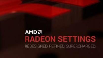 Das Catalyst Control Center heißt nun Radeon Settings.