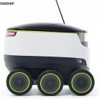 Starship Technologies: Fahrender Roboter soll Waren ausliefern