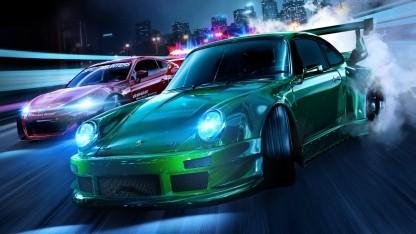 Artwork von Need for Speed