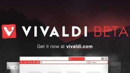 Der Vivaldi-Browser ist nun in der Beta-Phase.