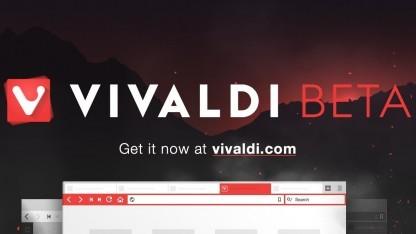 Der Vivaldi-Browser ist nun in der Beta-Phase.