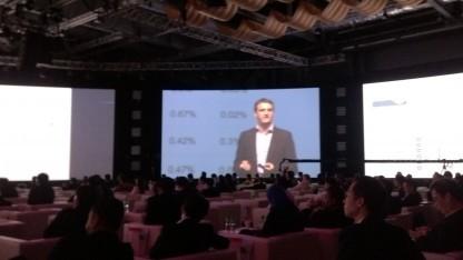 Mike Blanche, Googles Head of EMEA Strategic Relationships